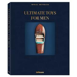 teNeues Ultimate Toys For Men Hardcover Book