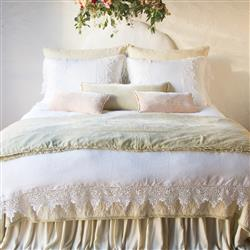 Bella Notte Frida French Country Linen Bedding Collection