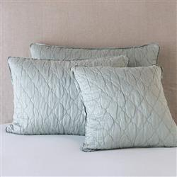 Bella Notte Luna French Country Sham - Mineral Euro
