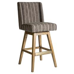 Pleasing Bar Counter Stools Kathy Kuo Home Ibusinesslaw Wood Chair Design Ideas Ibusinesslaworg