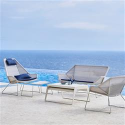 Cane-line Breeze Lounge Modern Classic Collection