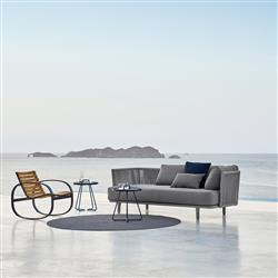 Cane-line Moments Lounge Modern Classic Collection
