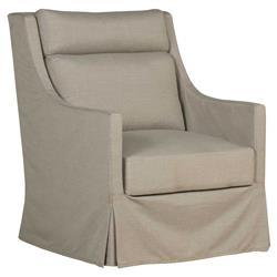 Summer Classics Helena Upholstered Sunbrella Modern Glider Swivel Outdoor Chair