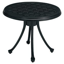 Summer Classics Occasional Modern Round Outdoor Side Table