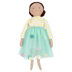 Meri Meri Lila Modern Cotton Doll