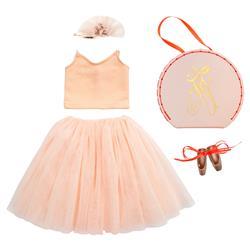 Meri Meri Modern Peach Ballerina Doll Dress Up Kit