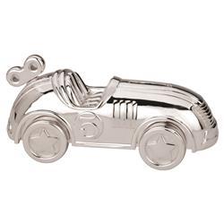 Reed & Barton Race Car™ Modern Classic Silver-Plated Bank