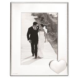 Reed & Barton Precious Heart™ Modern Classic Photo 5 x 7 Frame