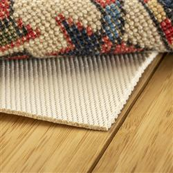 "Hazel Modern Classic Eco-Friendly Area Rug Rubber Pad - 1/8"" x 2' x 4'"