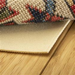 "Hazel Modern Classic Eco-Friendly Area Rug Rubber Pad - 1/16"" x 2' x 4'"