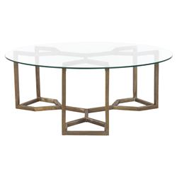 Pleasant Natalie Modern Classic Geometric Raw Brass Tempered Glass Andrewgaddart Wooden Chair Designs For Living Room Andrewgaddartcom