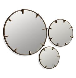 Kaylee Hollywood Regency Mirror Trio
