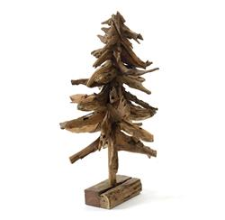 "Rustic Country Large Driftwood Decorative Tree Sculpture- 40""H"