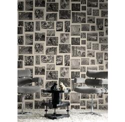Modern Studio Photograph Gallery Wallpaper - Neutral - 3 Rolls
