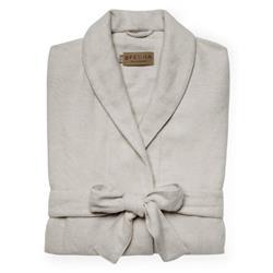 Sferra Modern Sardinia Grey Cashmere Robe