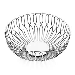 Georg Jensen Alfredo Modern Classic Stainless Steel Bread Basket - Small