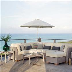 Summer Classics Club Woven Outdoor Living Collection