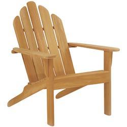 Kingsley Bate Adirondack Coastal Beach Teak Wood Outdoor Arm Chair
