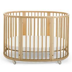 Stokke Sleepi Modern Classic Baby Crib - Natural