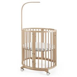 Stokke Sleepi Modern Classic Baby Crib Mini - Natural