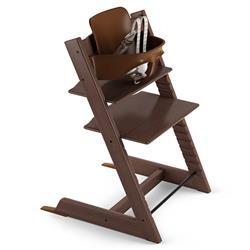 Stokke Tripp Trapp Modern Baby High Chair - Walnut