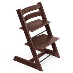 Stokke Tripp Trapp Modern Kids Chair - Walnut