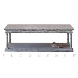 Eloquence Gustav Coffee Table in Oak Driftwood
