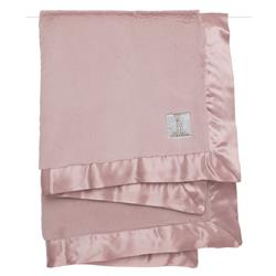 Little Giraffe Luxe™ Modern Classic Dusty Pink Baby Blanket
