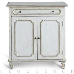 Eloquence Royale Cabinet in Silver Highlight