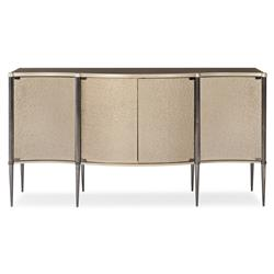 Caracole A New Day Modern Classic Brown Wood Sideboard