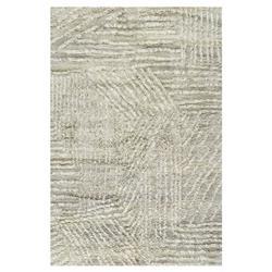 Stark Studio Rugs Anders Modern Classic Grey Wool Patterned Rug - 10'x14'