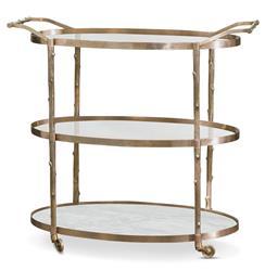 3 tier bar cart refurbished bar vineyard hollywood regency shelf brass bar cart kathy kuo home