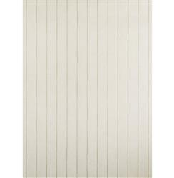 Tongue Groove Wood Panel Rustic Wallpaper - White - 2 Rolls
