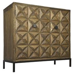 Bia Global Bazaar Reclaimed Wood 2 Door Sideboard