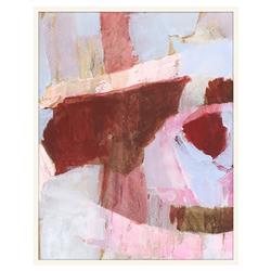 Red Sea Matte White Frame - 24x32