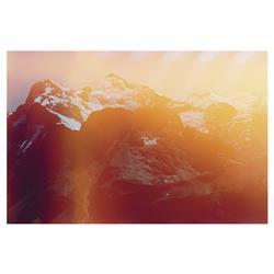 Bleached Dream Photograph Matte White Moulding - 32x24