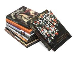 Design Aficionado Coffee Table Books - Set of 8- Traditional | 995060