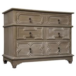 Sacha Global Bazaar 3 Drawer Dresser