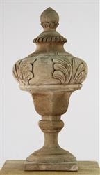 Victory French Country Wooden Decorative Finial