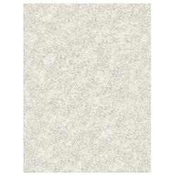 Ambrose Cream Hand Knotted Tibetan Wool Rug - 4x6 | Kathy Kuo Home