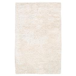 Aphrodite Modern Classic Ivory Wool Shag Rug - 5' x 8' | Kathy Kuo Home