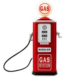 Baghera French Kids Gas Station Toy Pump | Kathy Kuo Home