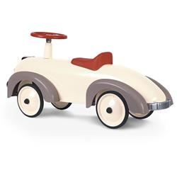 Baghera French Kids Speedsters Silk Grey Toy Car | Kathy Kuo Home