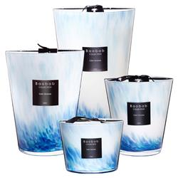 Baobab Collection Modern Eden Trilogy Seaside Candle - Small | Kathy Kuo Home
