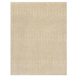 Boteh Global Regency Ivory Tusk Wool Rug - 4x6 | Kathy Kuo Home
