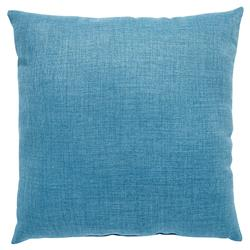 Coastal Modern Sky Blue Outdoor Pillow - 18x18 | Kathy Kuo Home