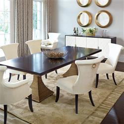 Designer Dining Sets - Eclectic Dining Sets | Kathy Kuo Home