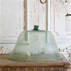 Eloquence French Country Style Set of 5 Antique Cloches | Kathy Kuo Home