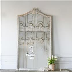 Eloquence French Country Style Vintage Mirror: 1920 | Kathy Kuo Home