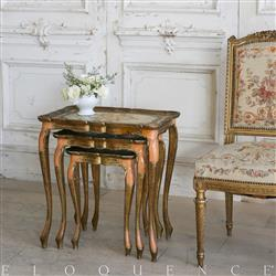FRENCH COUNTRY Side End Tables Kathy Kuo Home